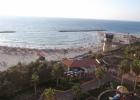 2 ком. квартира с видом на море в Нетании